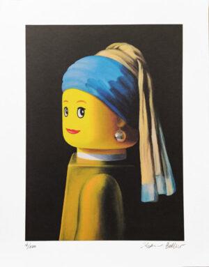 Stefano Bolcato Ragazza di Vermeer