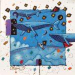 Serigrafia a colori Ottobre Agostini