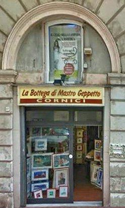 Cornici e serigrafie Mastro Geppetto