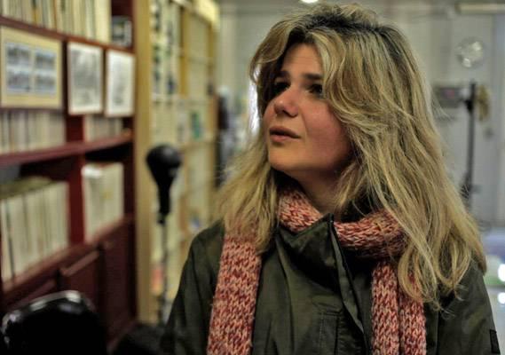 Daniela Pareschi illustratrice e scenografa